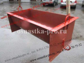Фотографии тары для бетона