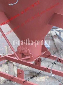 Емкости для бетона : бадьи Рюмки, совки, лодки