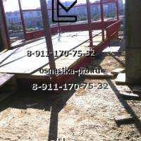 Выносные площадки фотографии на строительных объектах