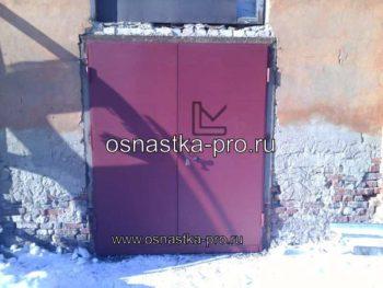 Двери промышленные технические Санкт-Петербург и Л.О.