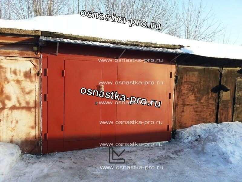 гаражные ворота в петербурге отзывы