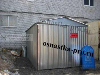 Фотографии гаражей профлист