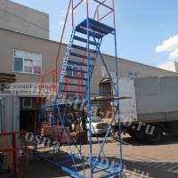 Оборудование складских помещений - Санкт-Петербург