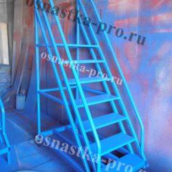 лестницы на колесах