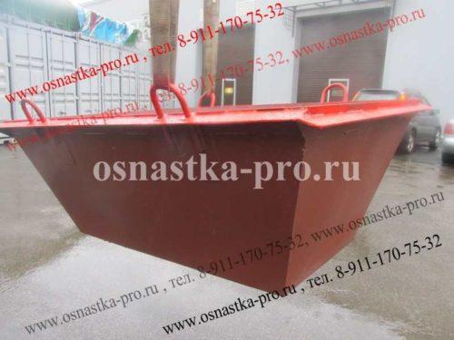 тара Лодка для бетона