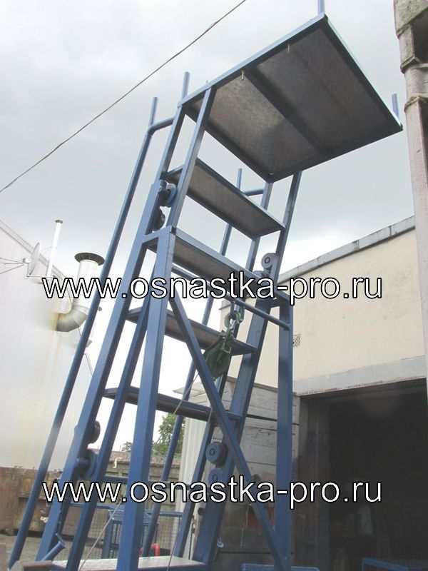 лестницы с регулировкой высоты