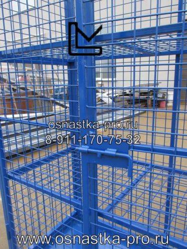 Cетчатые контейнеры и шкафы сетчатые