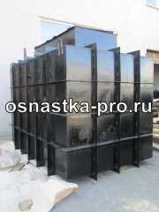 Кессон для погреба металлический (металлический погреб): цена, доставка, установка