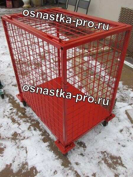 Контейнеры для складирования сетчатые Санкт-Петербург