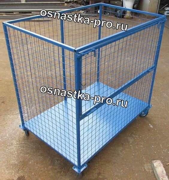 Контейнеры для отходов производства и складов
