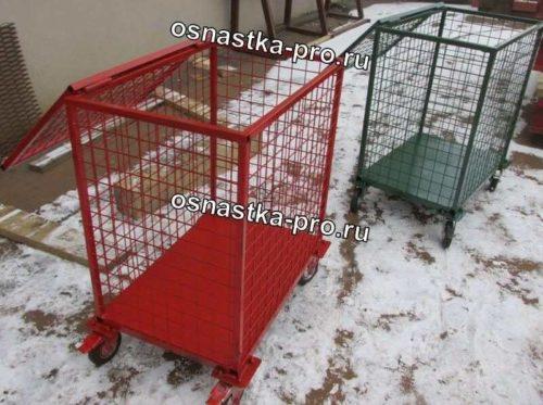 сетчатые контейнеры и шкафы сетчатые