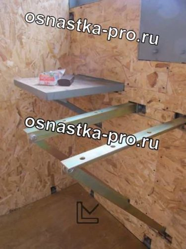 Кабина установки ГР-70