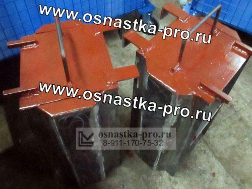 металлоформы для бетона (ЖБИ)