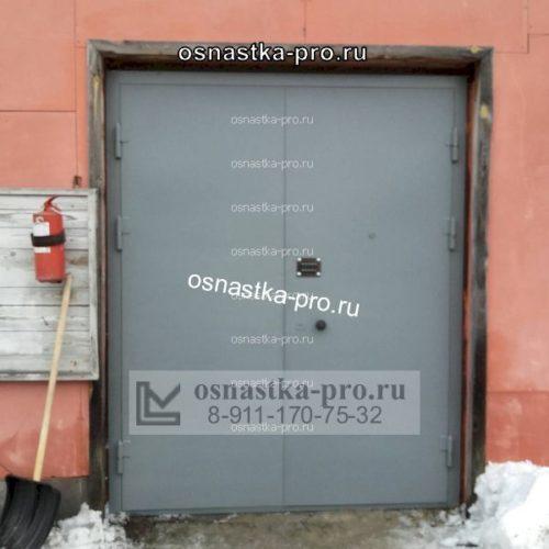 Двери промышленные