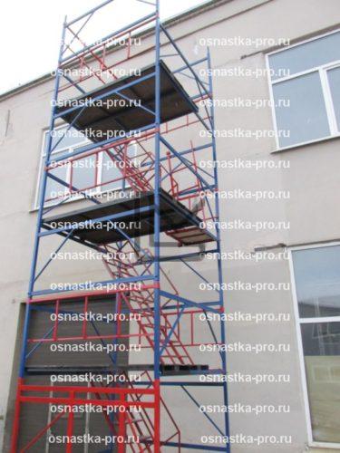 вышки с лестницами