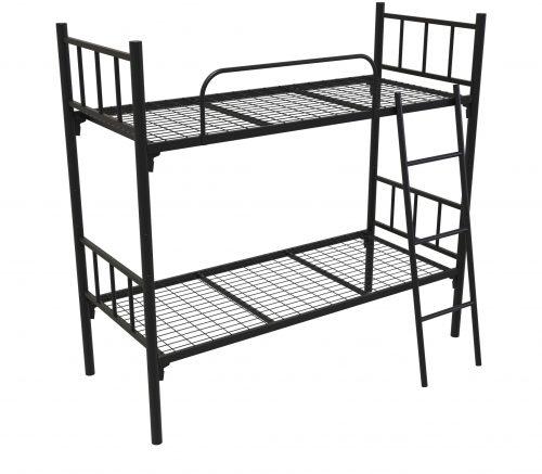 Металлические кровати для рабочих