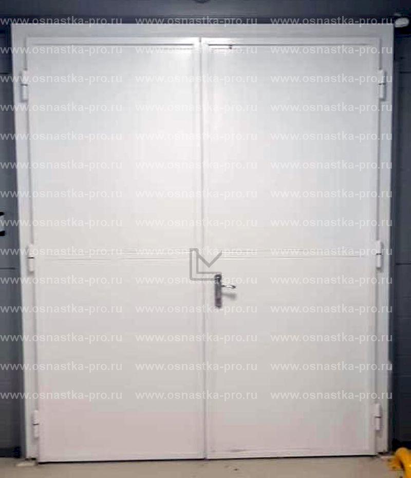 стальные противопожарные двери