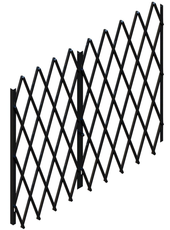 раздвижные решетки в Санкт-Петербурге