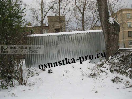 сборный блок-контейнер для оборудования