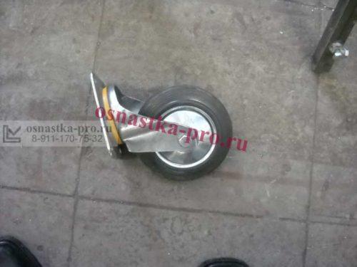 элемент вышки или лестницы- колесо